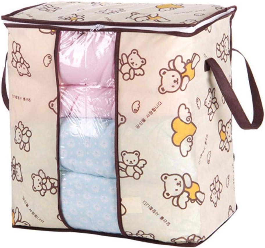 Foshin Non-woven Portable Storage Bag Clothin Cover Pillow 4 Sale SALE% OFF years warranty Duvet
