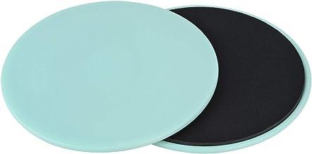 Voluxe Fitness Disc, 4 stuks fitnessapparaten, licht, duurzaam ABS voor sportieve conditie Cross Fit Sliders Gym Core Rein...