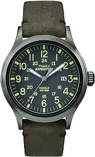 Timex Men's TW4B01700 Year-Round Analog Quartz Brown Watch
