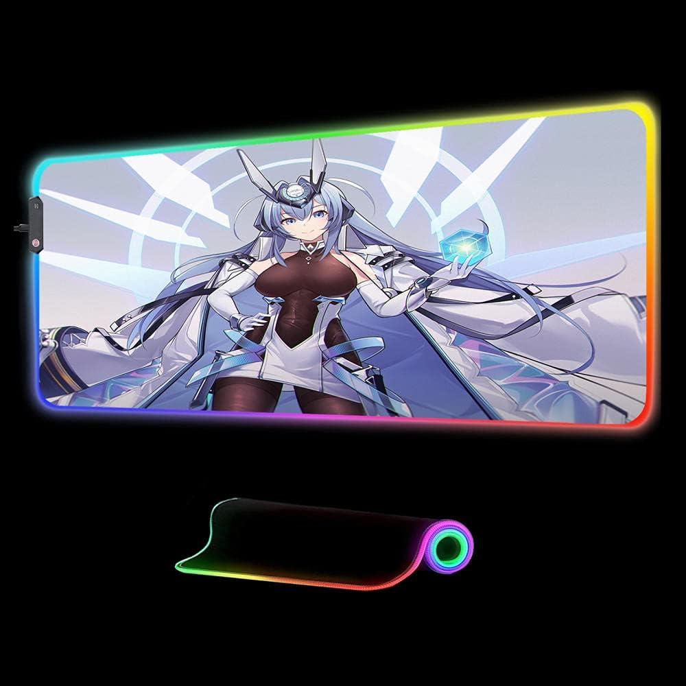 Ranking TOP20 Mouse Pads Anime Azur Lane Garden Ant Gaming Pad RGB Large Alternative dealer