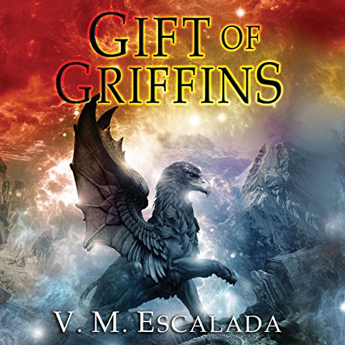 Gift of Griffins audiobook cover art