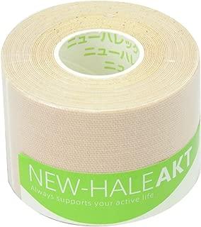 New-HALE(ニューハレ) テーピングテープ ロールタイプ ひじ ひざ 関節 筋肉 サポート AKT