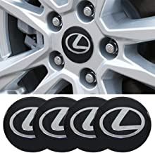 4 x 56.5mm Car Lettering BBS Wheel Center Cap Sticker Wheel Emblem Badge Logo Stickers fit Lexus Accessory
