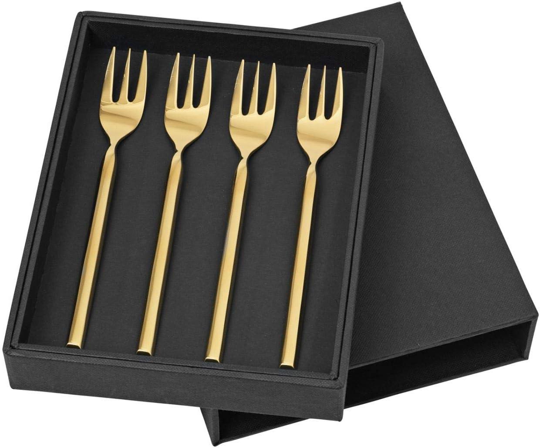 broste Copenhagen TVIS Gold Cake Forks Amazon.de Küche & Haushalt