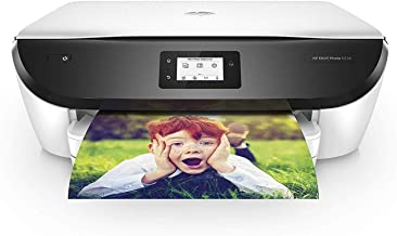 HP ENVY Photo 6234  - Impresora multifunción (Inyección de tinta térmica, 4800 x 1200 DPI, 125 hojas, A4, Impresión directa), color blanco