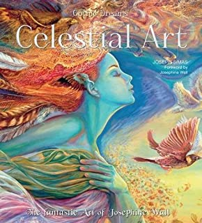 Celestial Art: The Fantastic Art of Josephine Wall (Gothic Dreams)