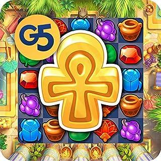 Jewels of Egypt – Match 3: Gems & Diamonds Puzzle Games