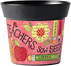 Best teacher plant pot Reviews