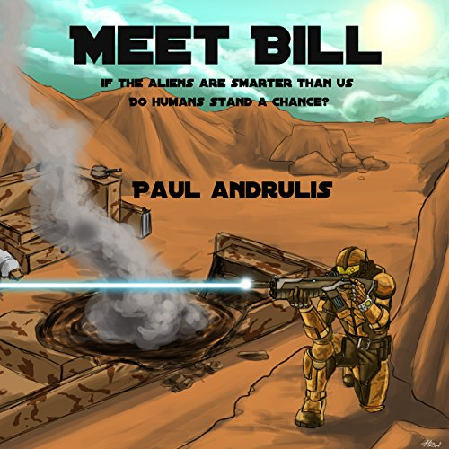 Meet Bill audiobook cover art