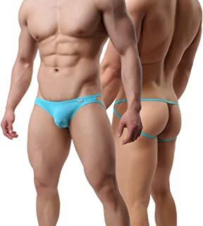 Men's Thong G-String Men's Comfort Underwear Jockstrap Men's Undie