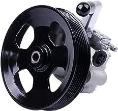 Power Steering Pump Fit for 05-09 Hyundai Tucson, 05-10 Kia Sportage CCIYU 21-5449 Power Steering Assist Pump
