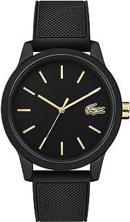 Lacoste Hommes Analogique Quartz Montres bracelet avec bracelet en Silicone - 2011010