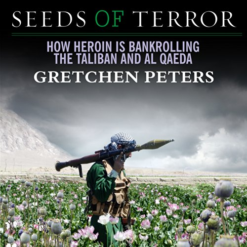 Seeds of Terror audiobook cover art