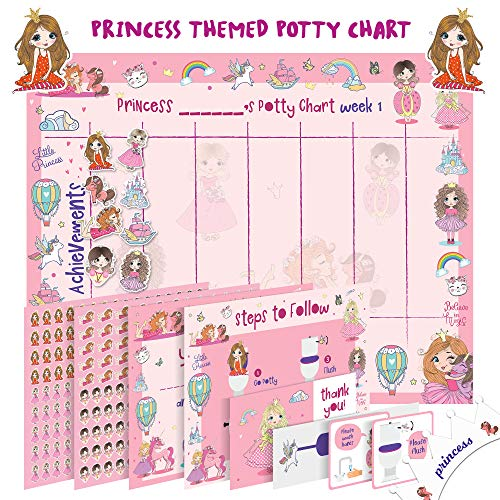 reward chart potty training - 5