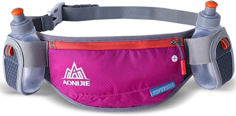 Outdoor Waist Bag, Unisex Sports Running Shoulder Bag, Crossbody Bag, Bum Bag, Suitable for Running, Climbing, Fitness, Travel, Walking,C