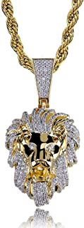 lion chain pendant