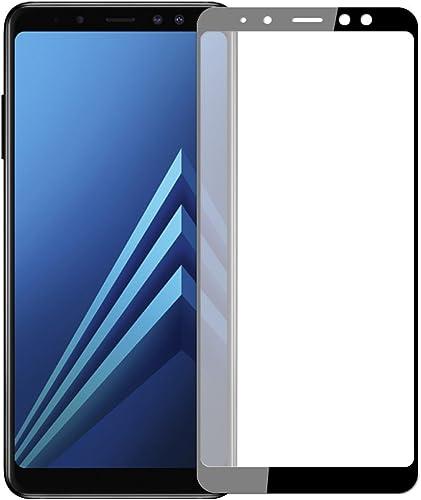 Película de Vidro 3D para Samsung Galaxy A8 2018, Cell Case, Smarphone Samsung Galaxy A8 A530, Preto