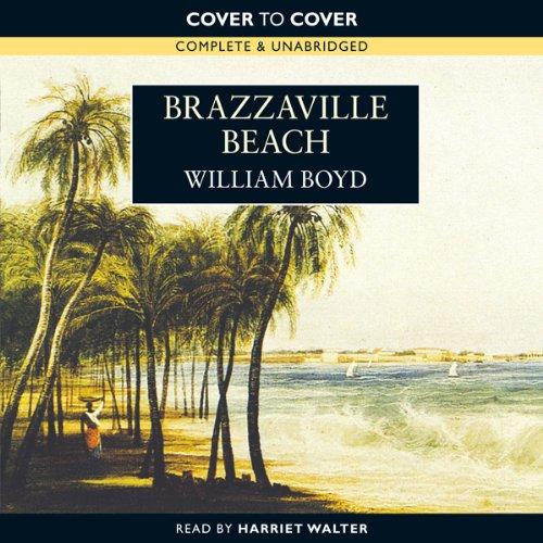 Brazzaville Beach audiobook cover art