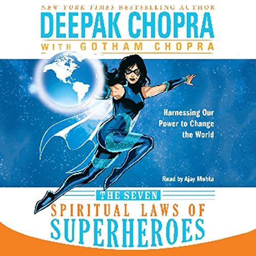 The Seven Spiritual Laws of Superheroes audiobook cover art