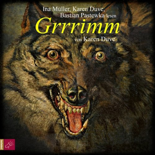 Grrrimm  By  cover art