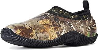 Unisex Waterproof Rain Shoes Men Neoprene Rubber Yard Work Boots for Wet Weather Women Garden Shoes