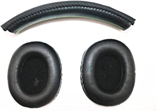 Replacement Earpads + Headband for Turtle Beach - Ear Force XO Seven XO7 Pro Premium Gaming Headset-Xbox One
