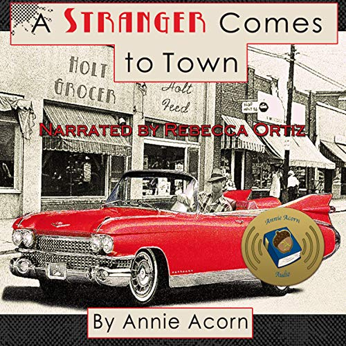A Stranger Comes to Town  By  cover art
