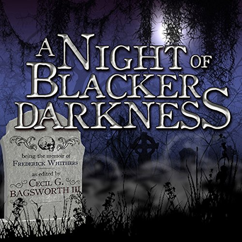 A Night of Blacker Darkness audiobook cover art