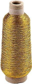 Morex Ribbon 1318//50-634 Stretch Cord Polyester Ribbon Gold 50 yd