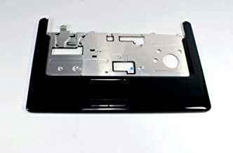 Dell GP7YK NEW Genuine OEM Inspiron 1545 1546 Laptop Notebook Upper Keyboard Bezel Scroll Touchpad Mouse Button Single Click Trackpad Trak Pad W395F PTF49 Palmrest