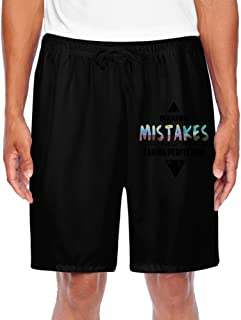 Custom Men's Short Sweatpants Making Mistakes Is Better Than Faking Perfection For Simple Exercise