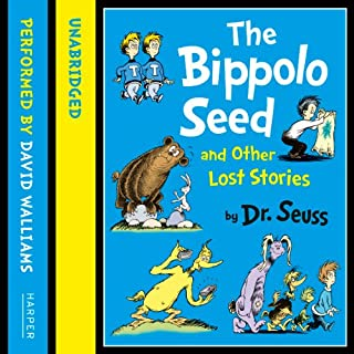 Dr Seuss - The Bippolo Seed and Other Lost Stories cover art