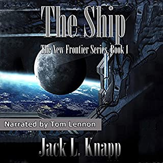 The Ship audiobook cover art