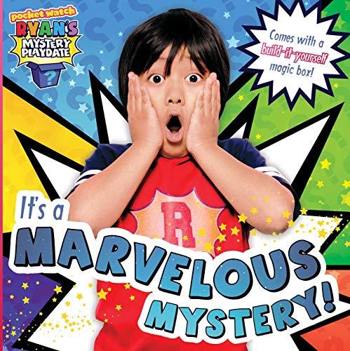 It's a Marvelous Mystery! (Ryan's Mystery Playdate)
