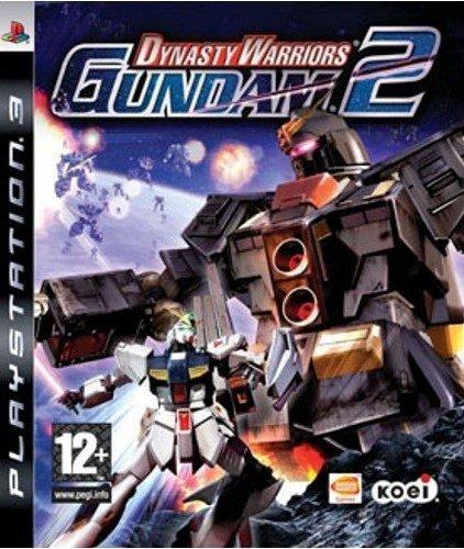 Dynasty Warriors: Gundam 2 (PS3) by Tecmo Koei