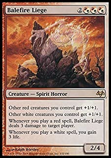 Magic: the Gathering - Balefire Liege - Eventide