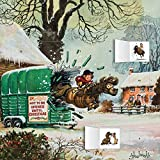 Norman Thelwell - Pony Cavalcade Advent Calendar 2021 (with stickers)