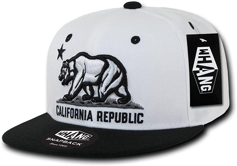 WHANG California Al overseas sold out. Snapbacks