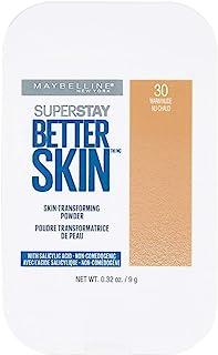Maybelline New York Super Stay Better Skin Powder, Warm Nude, 0.32 oz.