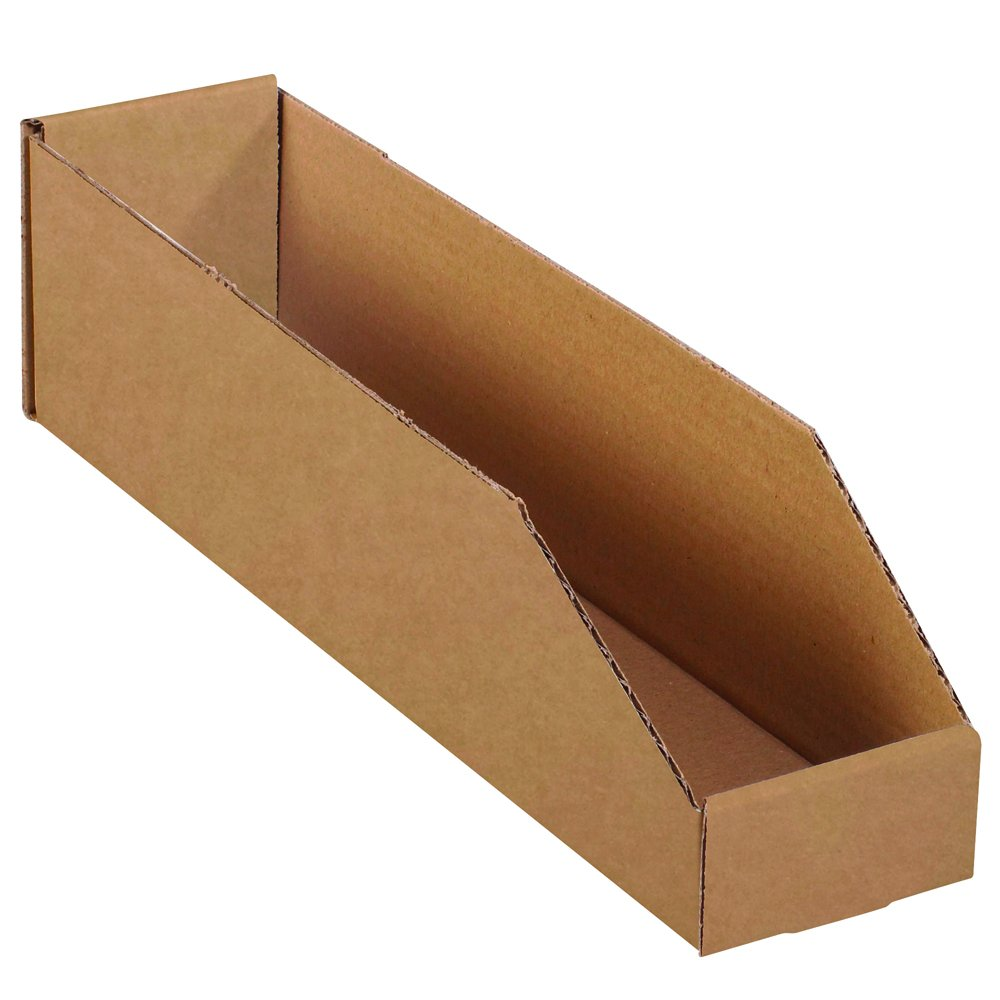 Aviditi Corrugated Cardboard Storage Bins Cheap mail order sales 4