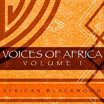 Voices Of Africa - Vol 1