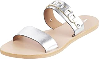 Mochi Fashion Flats Slippers for Women(41-4016)