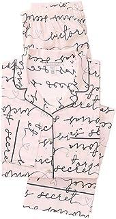 VICTORIA'S SECRET (ヴィクトリアシークレット) パジャマ 長袖 薄手 夏用 The Lightweight PJ [並行輸入品]