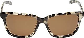 Costa Del Mar May MAY210OCGLP Unisex Tortoise Plastic Frame Copper 580g Polarized Lens Full Rim Square Sunglasses