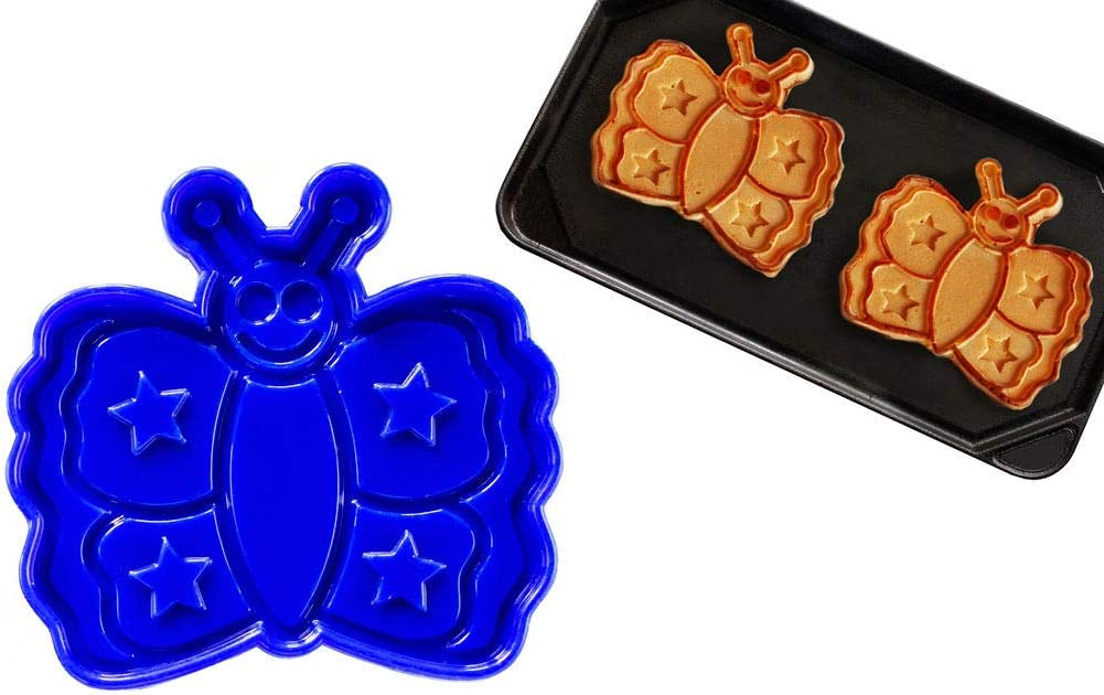 Store ZaveryCakes Blakely The Butterfly Pancake Over item handling Egg Breakfast and Non-