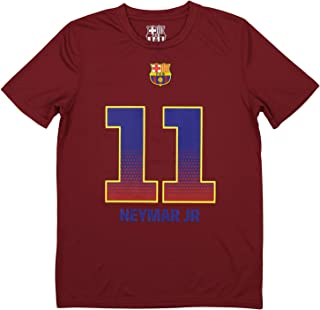 FCB Youth (8-20) FC Barcelona Neymar da Silva Santos #11 Performance Player Tee