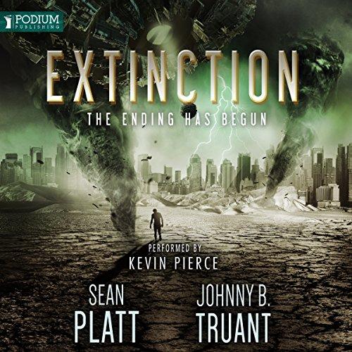 Extinction cover art