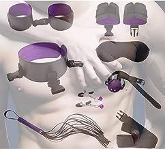 7-delig yogapak - geschikt voor mannen en vrouwen - nylon materiaal - C76