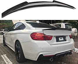 F32 Rear Spoiler Carbon Fiber M4 Style For BMW 4 series F32 2 Door Coupe 2014-2018