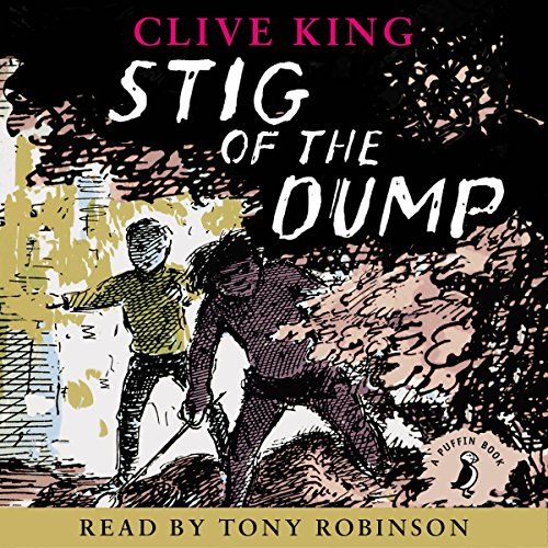 Couverture de Stig of the Dump